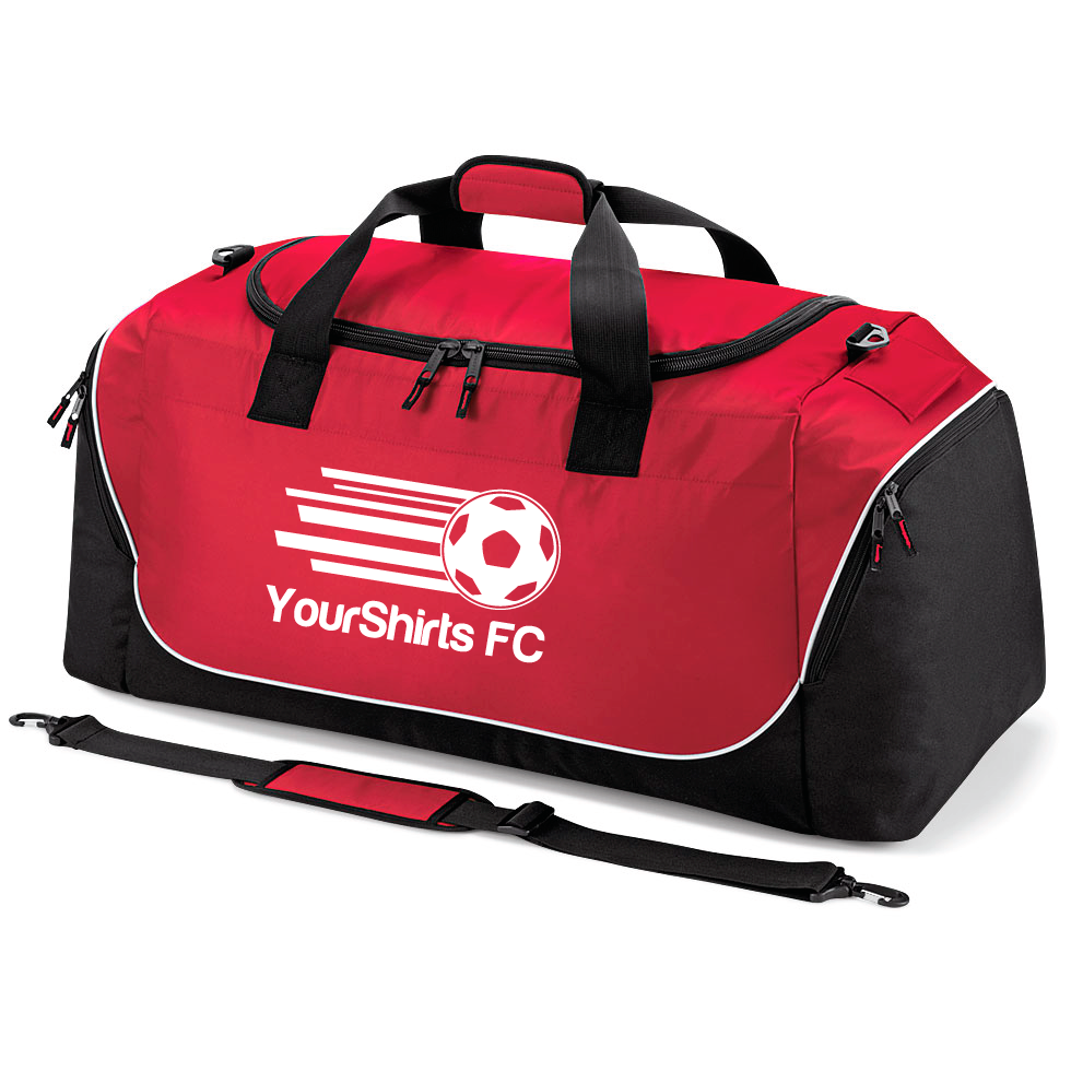FREE Team Kit Bag with your name!